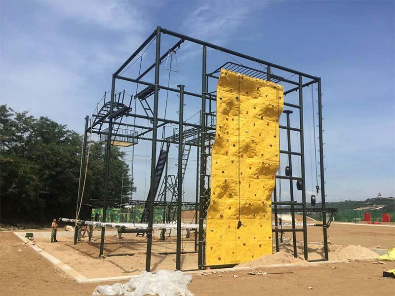 心里行为综合训练架长宽高12米10米10米